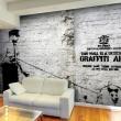 Fototapeta - Banksy - Graffiti Area A0-XXLNEW011566