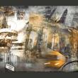 Fototapeta - Berlin - kolaż (pomarańczowy) A0-XXLNEW010159