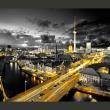 Fototapeta - Berlin nocą A0-XXLNEW010324