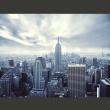 Fototapeta - Blue York A0-XXLNEW010104