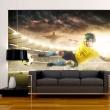Fototapeta - Brazylijski futbol A0-XXLNEW010187