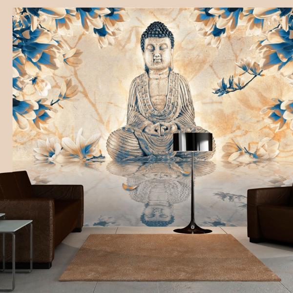 Fototapeta - Buddha of prosperity (200x154 cm) A0-LFTNT0498