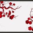 Fototapeta - Czerwony krzew A0-XXLNEW010294