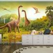 Fototapeta - Dinozaury A0-XXLNEW010553