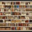Fototapeta - Domowa biblioteczka A0-XXLNEW010221