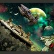 Fototapeta - Flota kosmiczna A0-XXLNEW010271