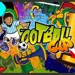 Fototapeta - Football Cup A0-XXLNEW010278