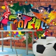 Fototapeta - Football fans! A0-XXLNEW010178