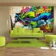 Fototapeta - Funky - graffiti A0-XXLNEW010143