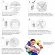 Fototapeta - Geometryczna medytacja A0-XXLNEW011007