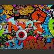 Fototapeta - Graffiti art A0-XXLNEW010142
