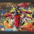 Fototapeta - Graffiti monster A0-XXLNEW010107