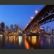 Fototapeta - Granville Bridge - Vancouver (Kanada) A0-F4TNT0511