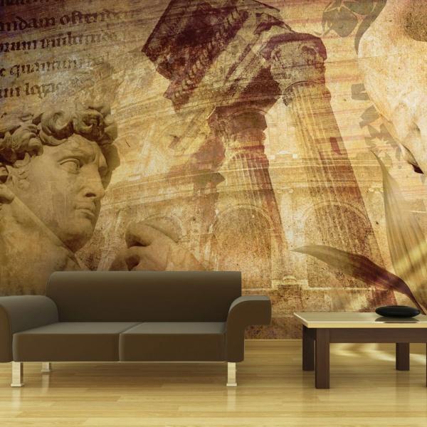 Fototapeta - Grecki kolaż (200x154 cm) A0-LFTNT0735