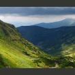Fototapeta - Green mountain landscape A0-F5TNT0004-P