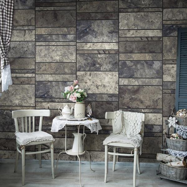 Fototapeta - Kamienne obłoki (50x1000 cm) A0-WSR10m398