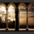 Fototapeta - Klasztor w górach A0-XXLNEW010208