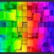 Fototapeta - Kolorowa układanka A0-XXLNEW011562