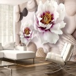Fototapeta - Kwiaty i muszle A0-XXLNEW011486