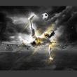 Fototapeta - Legenda futbolu A0-XXLNEW010261