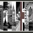 Fototapeta - Londyńskie symbole A0-XXLNEW010231