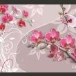 Fototapeta - Lot różowych orchidei A0-XXLNEW010190
