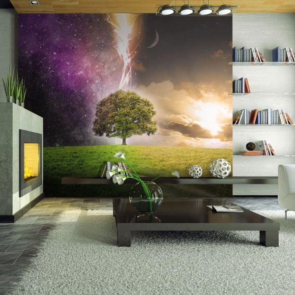 Fototapeta - Magic tree (200x154 cm) A0-LFTNT0737