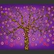 Fototapeta - Magiczne drzewo A0-XXLNEW010377