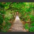Fototapeta - Most pośród zieleni A0-XXLNEW010380
