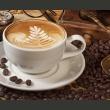 Fototapeta - Może kawy? A0-F4TNT0521