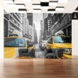 Fototapeta - New York taxi A0-XXLNEW010401