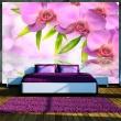 Fototapeta - Orchidee w kolorze lila A0-XXLNEW010189