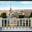Fototapeta - Paryż w południe A0-XXLNEW010412