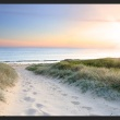 Fototapeta - Poranny spacer po plaży A0-XXLNEW010912