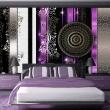 Fototapeta - Purpurowa harmonia rozpaczy A0-XXLNEW010416