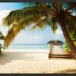 Fototapeta - Rajska plaża A0-XXLNEW011265