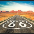 Fototapeta - Route 66 A0-XXLNEW010507