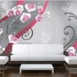 Fototapeta - Różowe orchidee - wariacja A0-XXLNEW010174