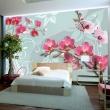 Fototapeta - Różowe orchidee - wariacja II A0-XXLNEW010237