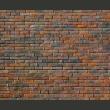 Fototapeta - Ściana z cegły A0-F5TNT0022-P