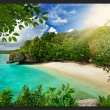 Fototapeta - Słoneczna plaża A0-XXLNEW010660