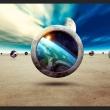 Fototapeta - Spacer planet A0-XXLNEW010467