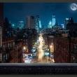 Fototapeta - Śpiący Nowy Jork A0-XXLNEW011016