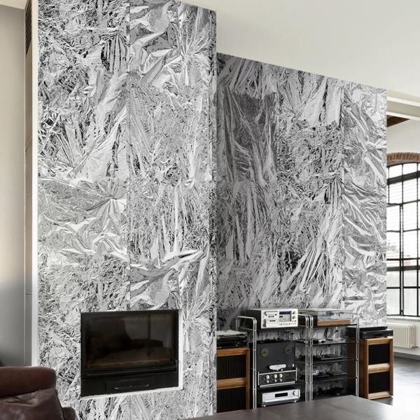 Fototapeta - Srebrny obłok (50x1000 cm) A0-WSR10m517