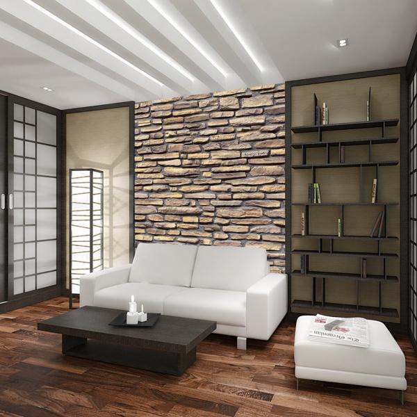 Fototapeta - Stone - stylish design (200x154 cm) A0-LFTNT0648