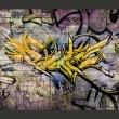Fototapeta - Stunning graffiti A0-XXLNEW010112