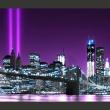 Fototapeta - Świetlisty Manhattan A0-XXLNEW010333