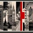 Fototapeta - Symbole Londynu A0-XXLNEW010232