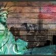 Fototapeta - Symbole NYC A0-XXLNEW010275