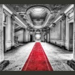 Fototapeta - Tajemnica marmuru - czarno-biała A0-XXLNEW010385